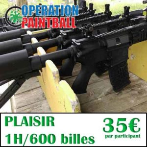 Reservation Airsoft Plaisir 1H 35€