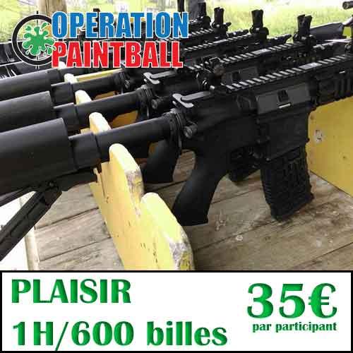 Reservation Airsoft Plaisir 1H 35€